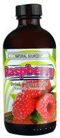 Natural Sources Drink Concentrate Raspberry 8 fl oz