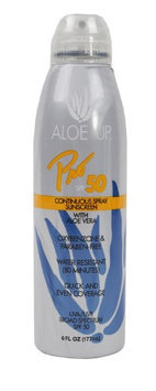 Aloe Up Pro 50 Sunscreen One Color, Spray