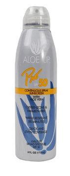Aloe Up Pro 50 Sunscreen One Color, Spray