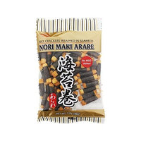 JFC Nori Maki Arare Rice Crackers, 3 Ounce