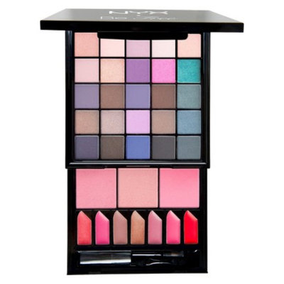 NYX Set Make Up - Be Fierce Palette
