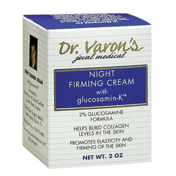 Dr. Varon's Night Firming Cream with Glucosamin-K
