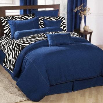 Kimlor Mills Denim Comforter - Blue (Twin)