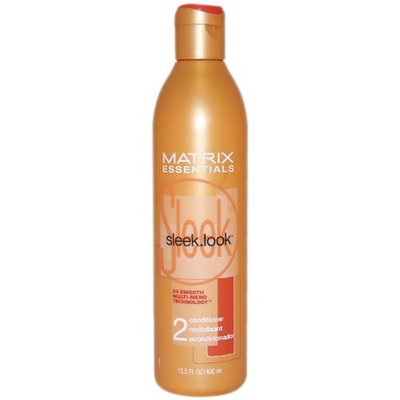Matrix Sleek Look Smooth Conditioner 13.5-OunceOunce Bottles