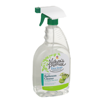Nature's Promise Bathroom Cleaner Eucalyptus Aloe Scent
