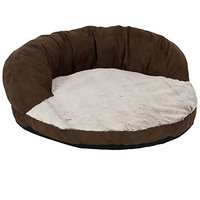 PETMATE BEDS Dosckocil (Petmate) DDS26544 12-Pack Round High Back Dog Bolster Bed, 23-Inch