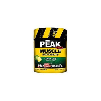 Concret ProMera Sports Peak 400 Lemon Lime 30 svg - CONCPEAK30SVLEMOPW