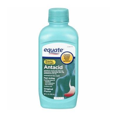 Equate Regular Strength Original Flavor Antacid/Anti-Gas Liquid