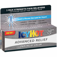 Icy Hot Advanced Relief Pain Relief Cream