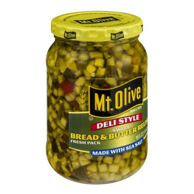 Mt Olive Sweet Relish, 16 FL OZ (Pack of 6)
