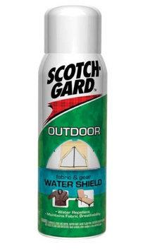 Scotchgard Outdoor Water Shield Water Repellent Spray
