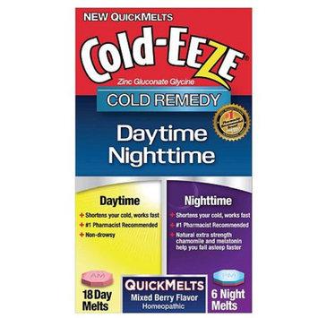 Cold-Eeze Daytime / Nighttime QuickMelt
