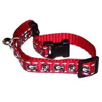 Pet Goods Mfg   Imports Pet Goods Collegiate Cat Safety Collar
