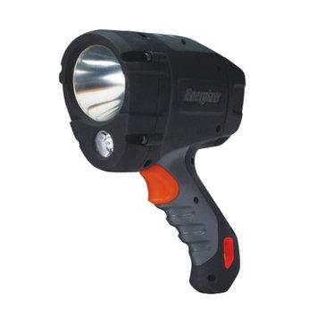 Jobsite Radios: Energizer Hard Case Pro 6AA LED Spotlight HCSP61E