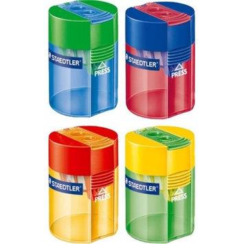 Staedtler-Mars Limited 512006BKA6 2.3 in. Pencil Sharpener Tub Assorted
