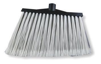 TOUGH GUY 1NFG3 Angle Broom, 6In. Trim L