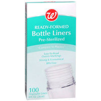 Walgreens Pre-Form Disposable Bottle Liners 8 oz