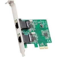 SYBA Multimedia, Inc. 2-Port Ethernet PCIe x1 Card