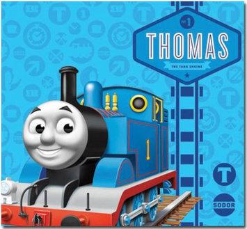 Sandylion Trends International Thomas & Friends 12 Inch x 12 Inch Embossed Postbound Album, Thomas The Tank - sandylion