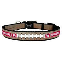 GameWear Oklahoma Sooners Reflective Large Football Collar