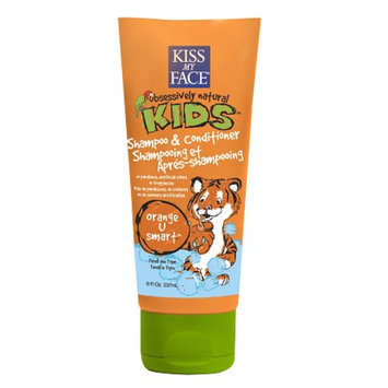 Kiss My Face Kids 2 in 1 Shampoo & Conditioner