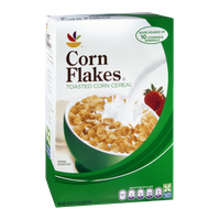 Ahold Corn Flakes Toasted Corn Cereal
