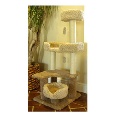 Majestic Pet Products Kitty Cat Jungle Gym 55 inch 55in