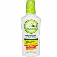 Natural Dentist Healthy Gums Antigingivitis Rinse Peppermint Twist 16.9 fl oz