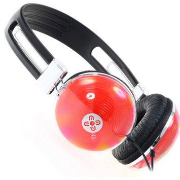 Addnice Moki Neon Headphones - Red