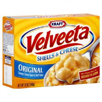 Velveeta Shells and Cheese, Original
