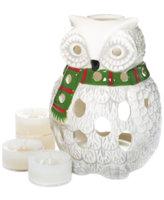Yankee Candle Tealight Owl Luminary