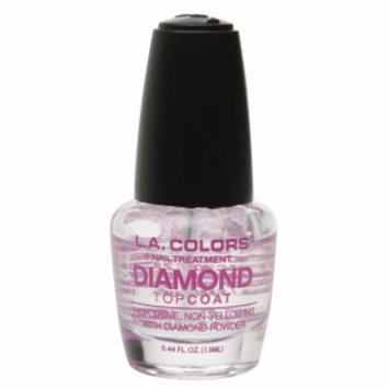 L.a. Colors L.A. Colors Diamond Topcoat, .44 fl oz