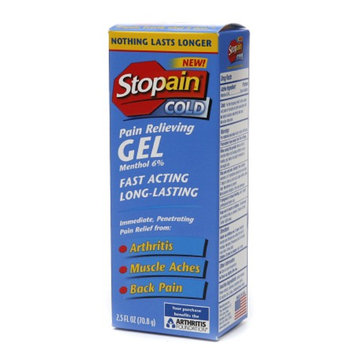 Stopain Pain Relieving Gel