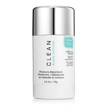 CLEAN Warm Cotton Moisture-Absorbent Deodorant