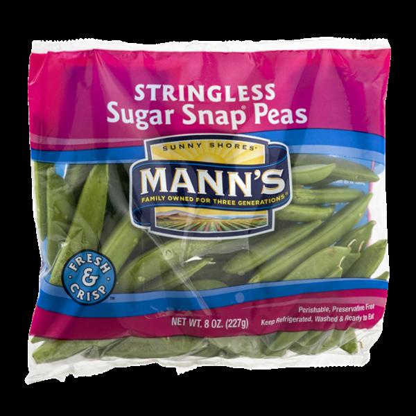 Mann's Sugar Snap Peas Stringless
