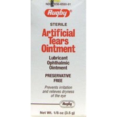 Artificial Tears Lubricant Eye Ointment, 1/8 oz