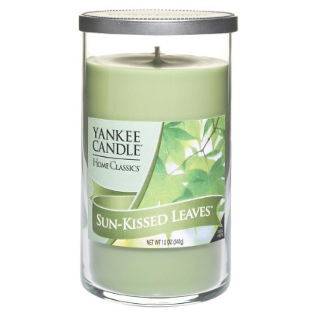 Yankee Candle Company Green Sunkissedleaves Tumbler - Regular