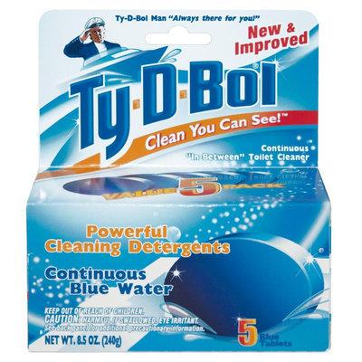1.7 oz. Toilet Bowl Cleaner (5 Tablet Value Pack)