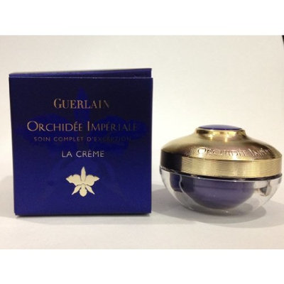 Guerlain Orchidée Impériale The Cream Travel Cream GUERLAIN Orchidee Imperiale Exceptional Complete Care THE CREAM 7ml/.23oz DLX Travel Size [7mlx1 bottle]