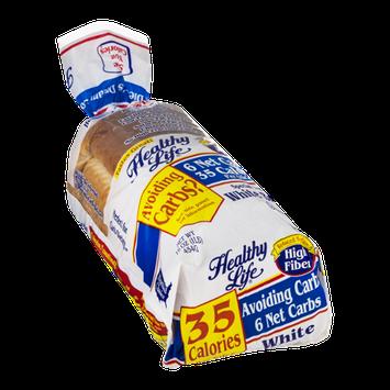 Healthy Life High Fiber White Bread