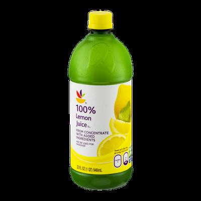 Ahold 100% Lemon Juice
