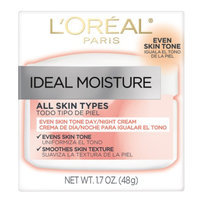 L'Oréal Paris Ideal Moisture Even Tone Day Cream