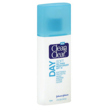 Clean & Clear® DaySoft Oil-Free Moisturizer