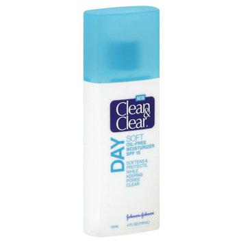 Clean & Clear® DaySoft Oil-Free Moisturizer