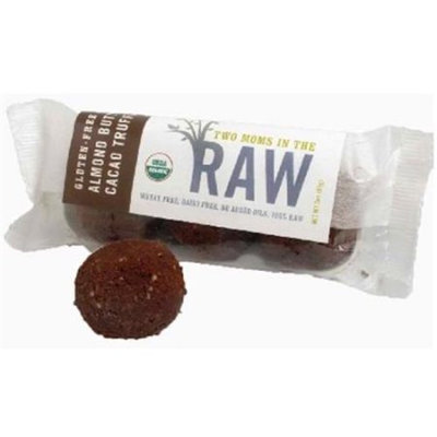 Two Moms in the Raw Cacao Truffle 3oz Pack of 6