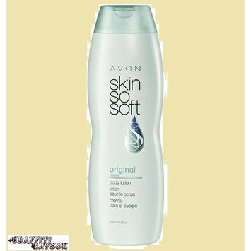 Avon Skin So Soft Original Body Lotion with Jojoba - 11.8 oz