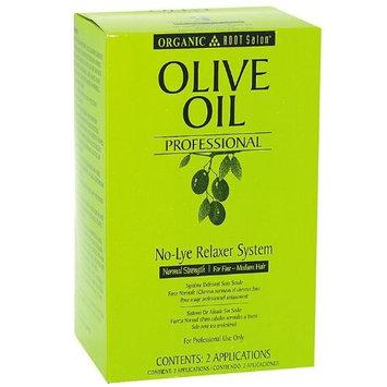 Organic Root Stimulator Pro Olive No-Lye Kit, Normal