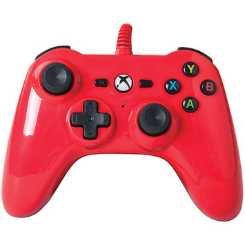 POWER A Xbox One Mini Series Wired Controller (Xbox One), Red