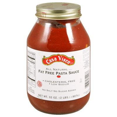 Casa Visco Sauce Psta Ff 32 OZ -Pack Of 6