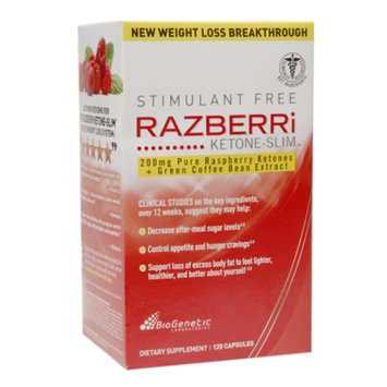 BioGenetic Laboratories Raspberri Keto-Slim